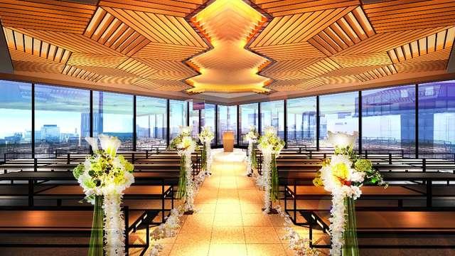 結婚式場<ニューオープン情報>THE GRAND GINZA