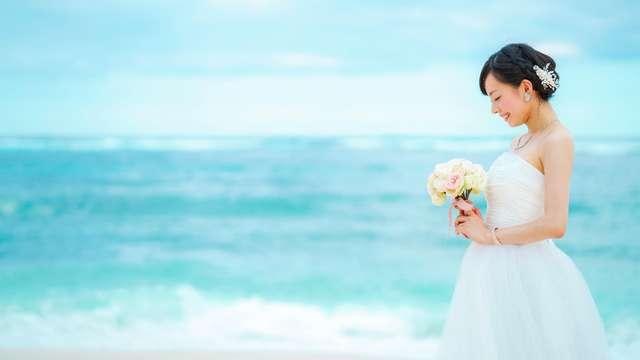 【ハワイフォトウェディング】マストで撮影したいロケーションと、可愛いポーズ♪